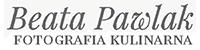 Beata Pawlak – fotografia Kulinarna Logo